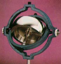 Gimballed Gyroscope