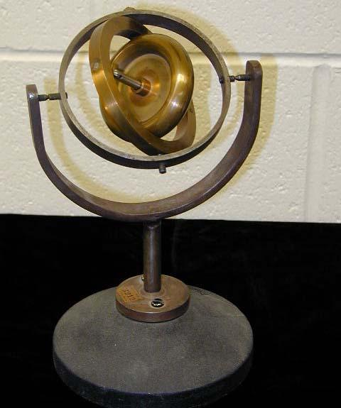 3 axis gyroscope