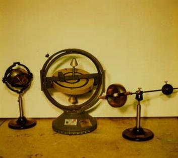 3 mixed gyroscopes